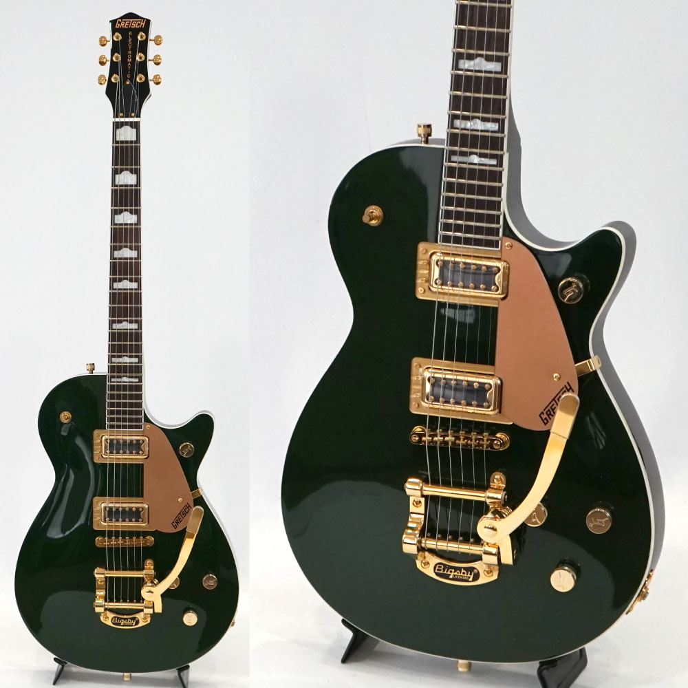 Gretsch G5435TG Limited Edition Pro Jet with Bigsby Cadillac Green エレキギター