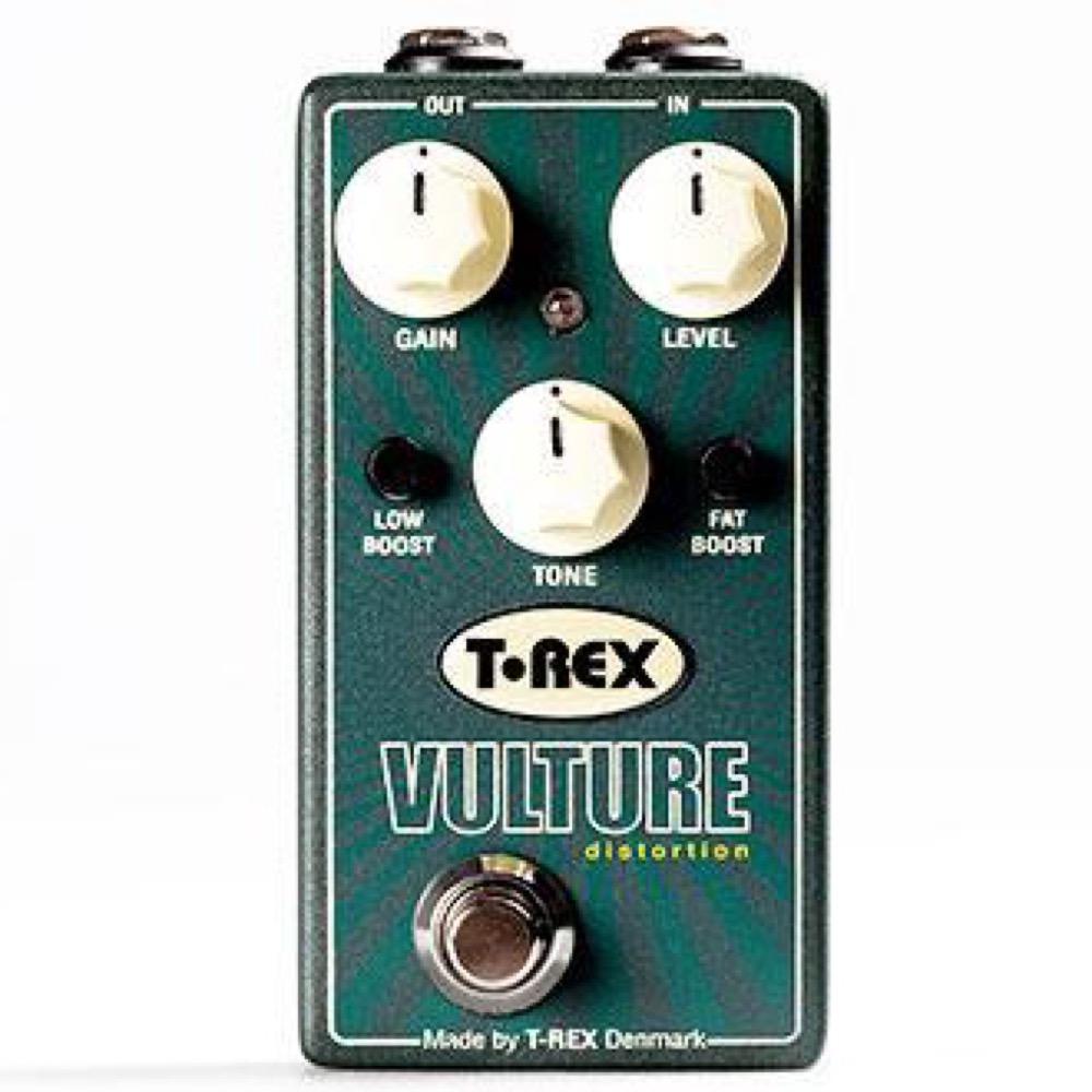 【返品交換不可】 T-REX VULTURE VULTURE ディストーション T-REX ギターエフェクター, バーゲンで:f46a4c21 --- bibliahebraica.com.br