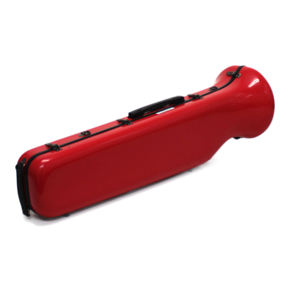CC Shiny Case CC2-TRBN-RD トロンボーン用 C.C.シャイニーケース II レッド