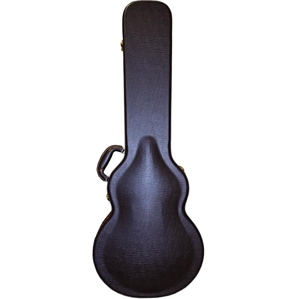 CROSSROCK CRW700L BR Lespaul Brown レスポールギター用ハードケース