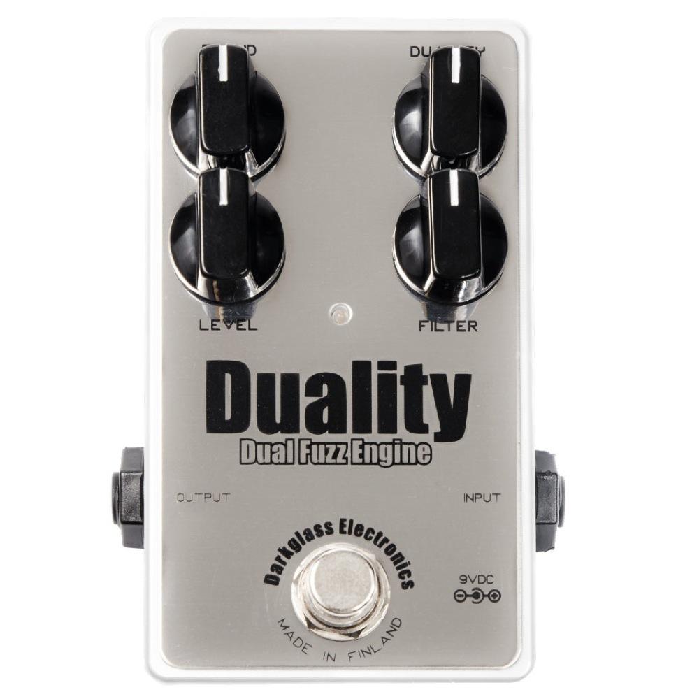 Darkglass Electronics Duality Fuzz ベース用ファズ エフェクター