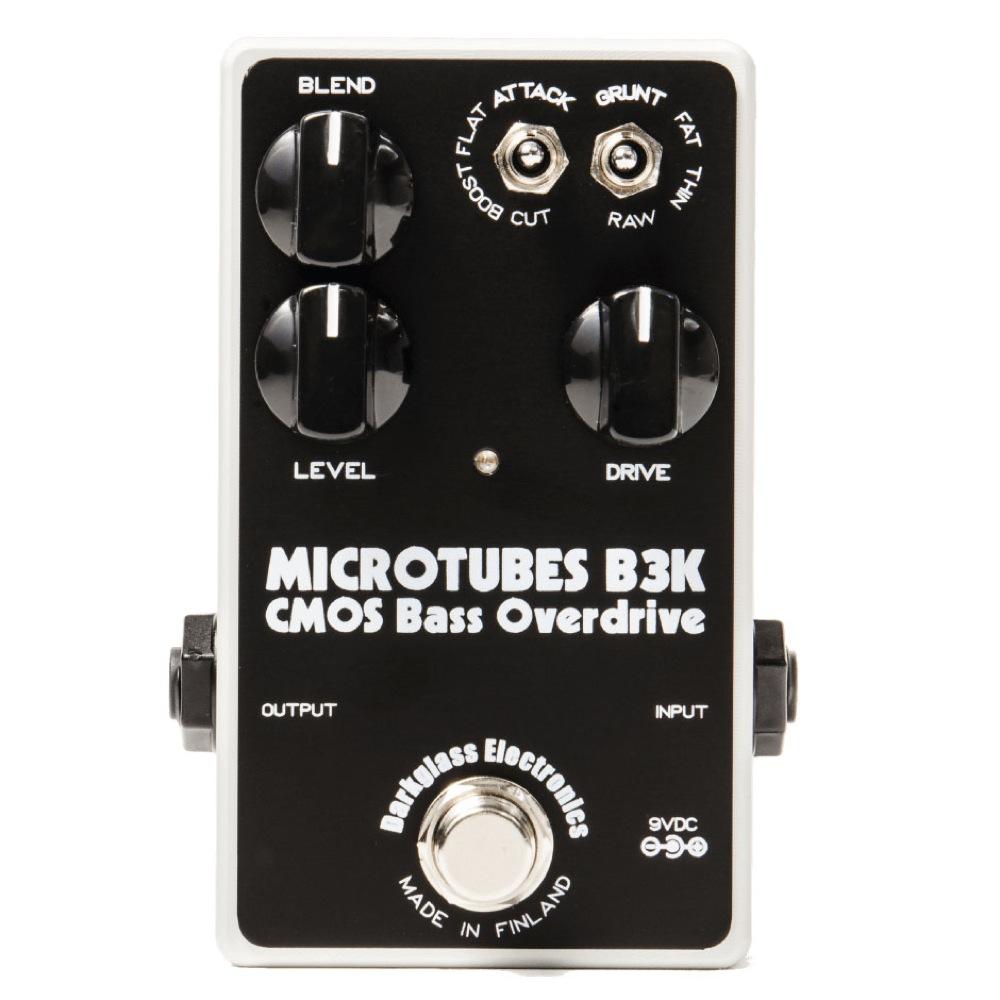 Darkglass Electronics Microtubes b3k Overdrive ベース用オーバードライブ エフェクター