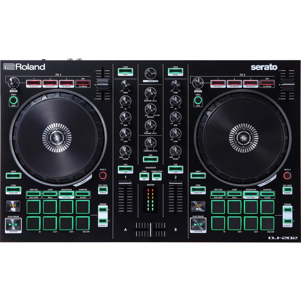 ROLAND AIRA DJ-202 DJコントローラー