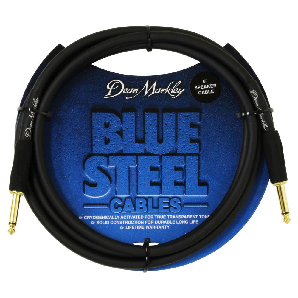 Dean Markley BSSP6S Blue Steel Cable 1.8 m스피커 케이블