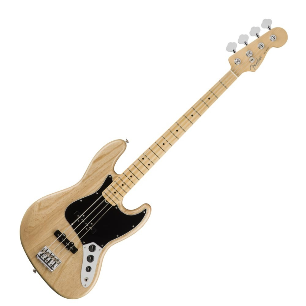 Fender American Professional Jazz Bass MN NAT エレキベース
