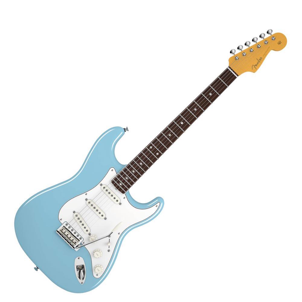 Fender Eric Johnson Stratocaster RW TTQ エレキギター