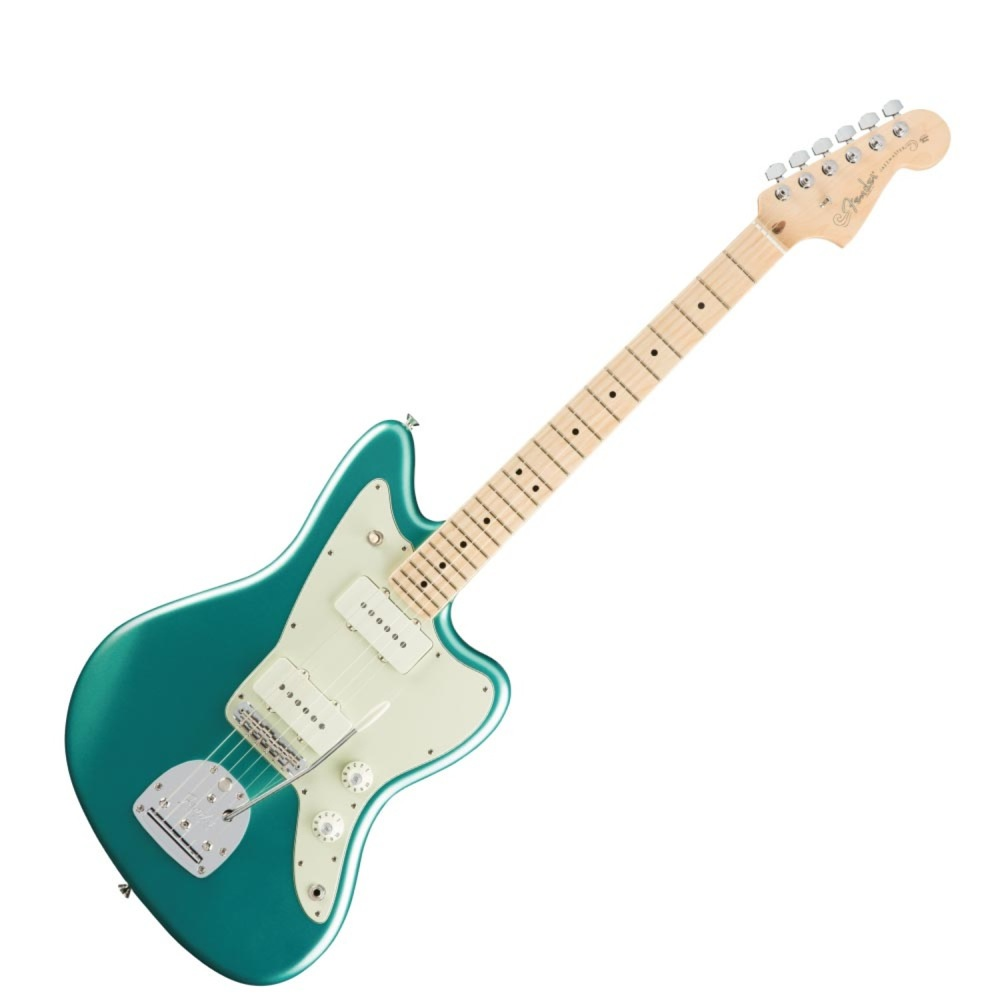 Fender American Professional Jazzmaster MN MYST SEAFOAM エレキギター