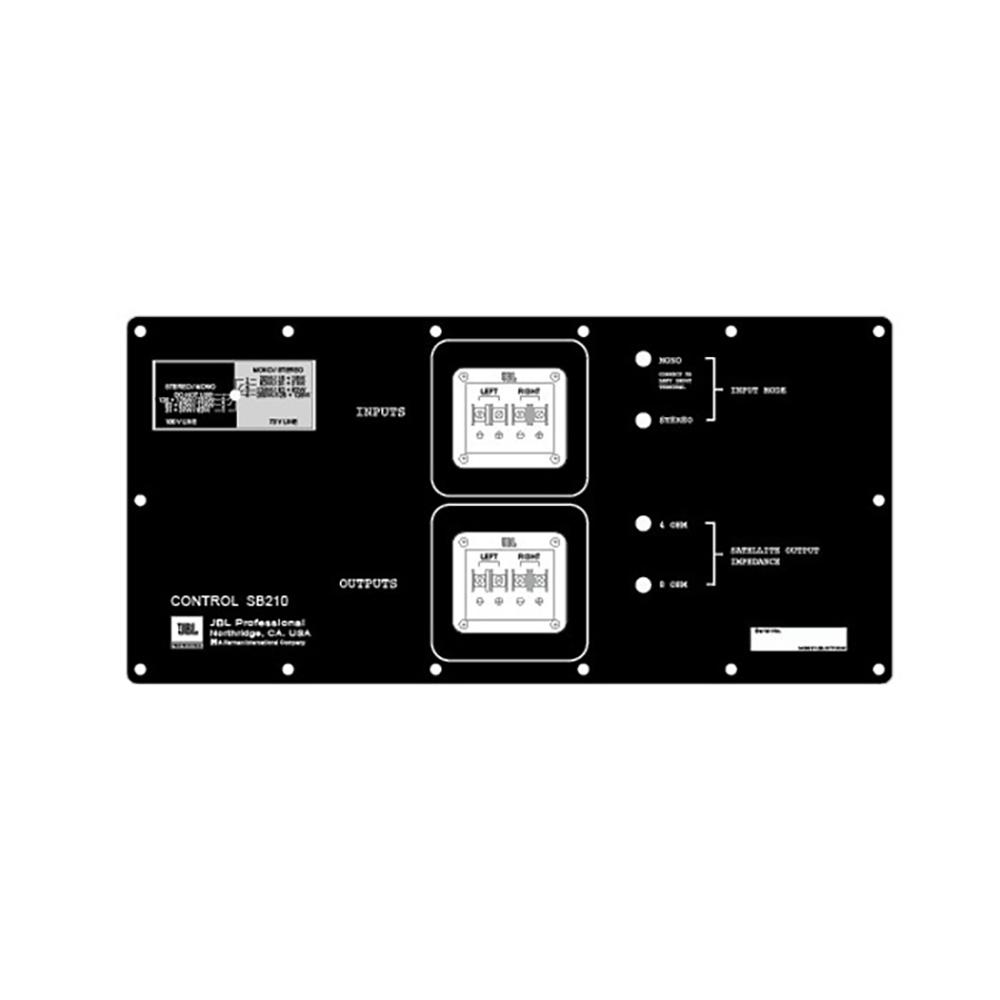 JBL PROFESSIONAL MTC-210T-SAT トランス付きクロスオーバーネットワーク