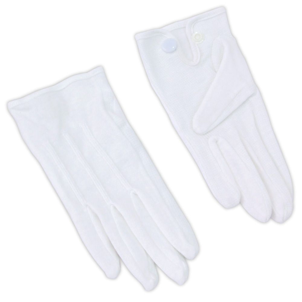 全音 マーチング用 白手袋 Sサイズ
