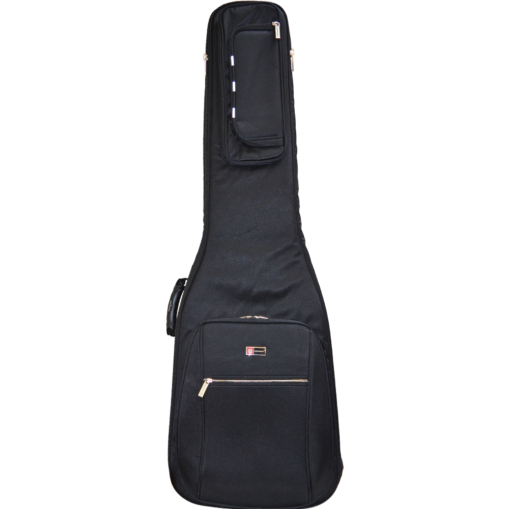 CROSSROCK CRDG300B BK Bass Black エレキベース用ギグバッグ