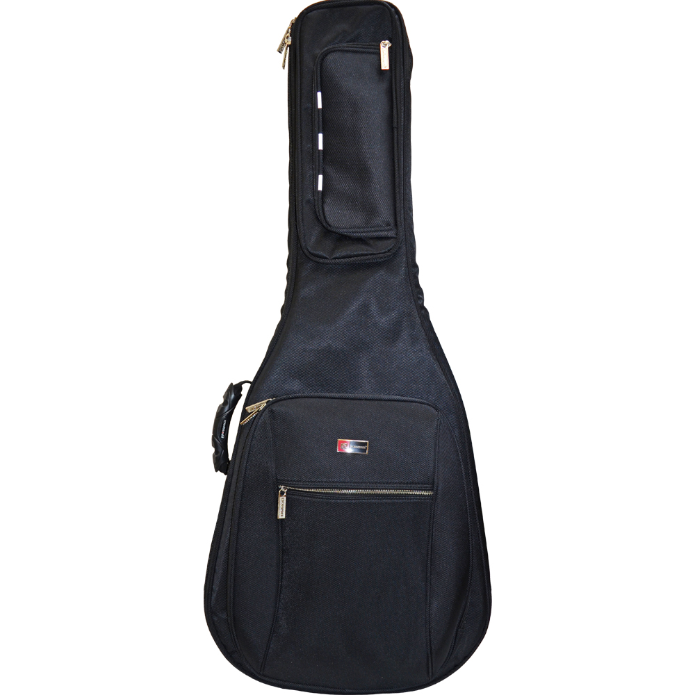 CROSSROCK CRDG300C BK Classic 4/4 Black クラシックギター用ギグバッグ