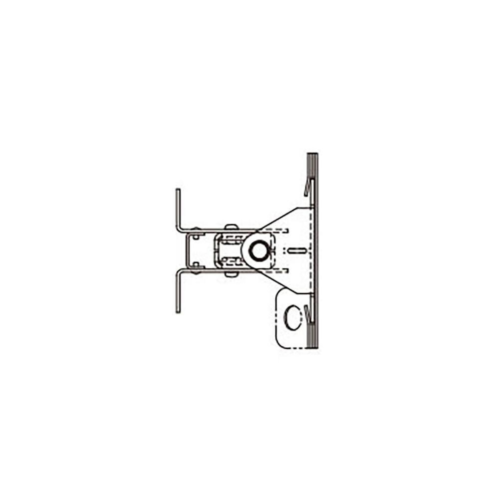 JBL PROFESSIONAL CV70 スピーカー用 壁取付金具 黒