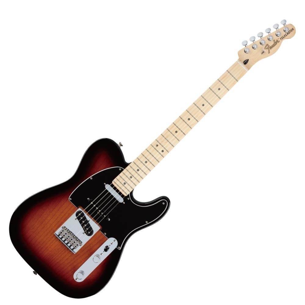 Fender Deluxe Nashville Telecaster MN 2TSB エレキギター