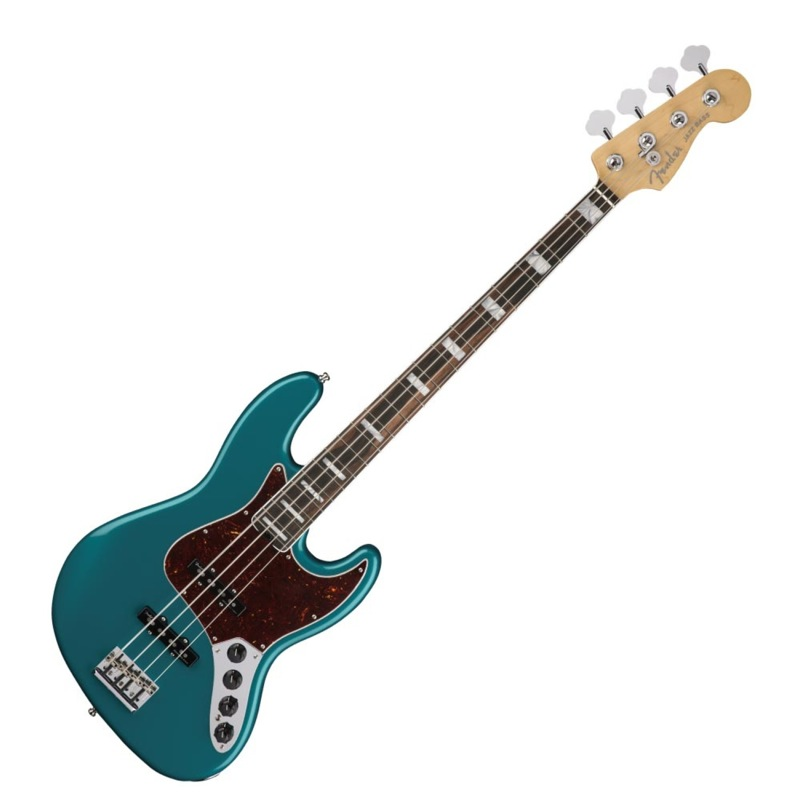 Fender American Elite Jazz Bass EB OCT エレキベース