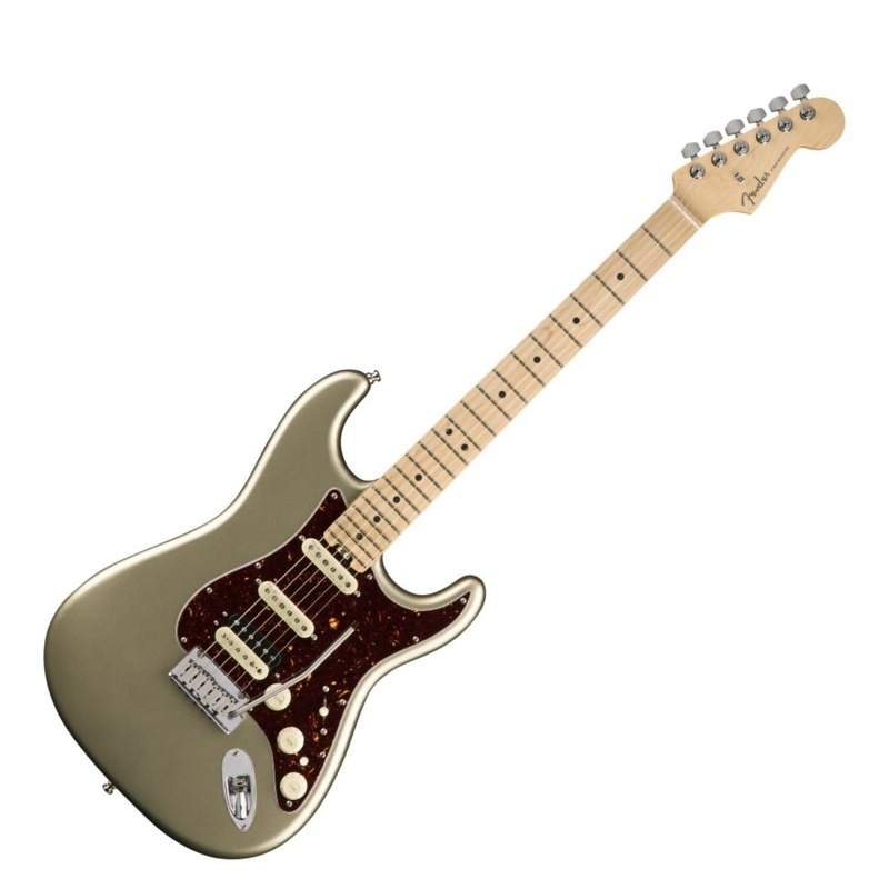 Fender American Elite Stratocaster HSS ShawBucker MN CHMP エレキギター