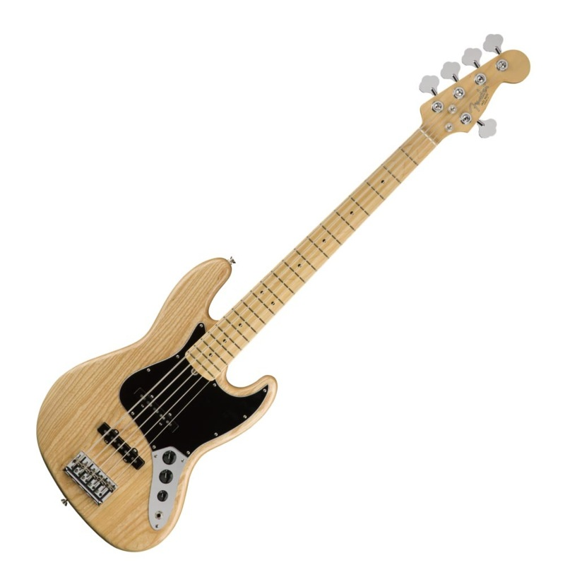 Fender American Professional Jazz Bass V MN NAT 5弦 エレキベース