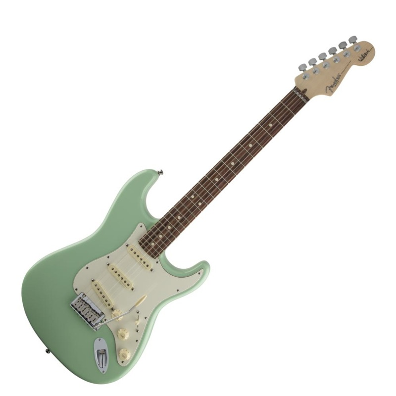 Fender Jeff Beck Stratocaster SFG エレキギター