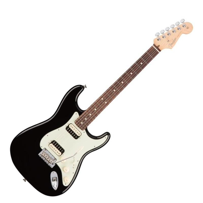 Fender American Professional Stratocaster HH Shawbucker RW BK エレキギター