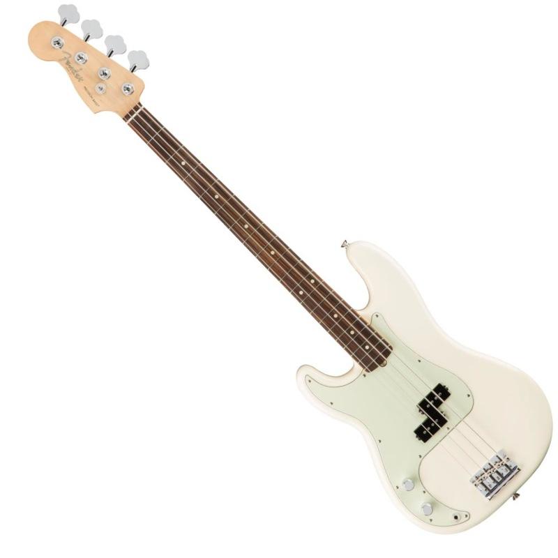 Fender American Professional Precision Bass Left-Hand RW OWT レフティ エレキベース