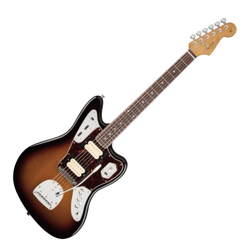 Fender Kurt Cobain Jaguar NOS 3TSB エレキギター