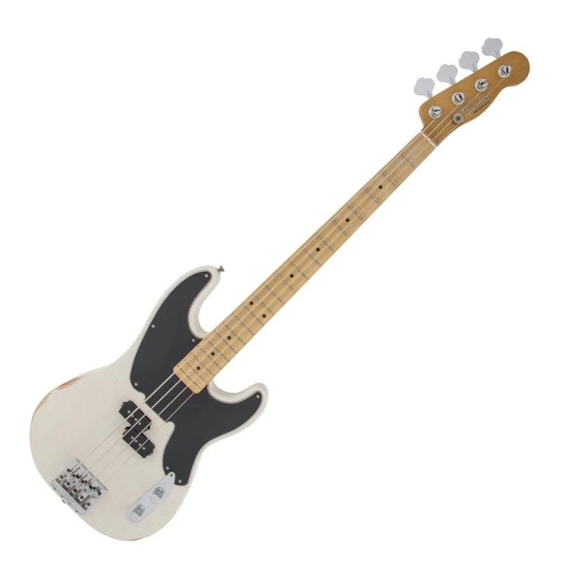 Fender Mike Dirnt Road Worn Precision Bass MN WBL エレキベース