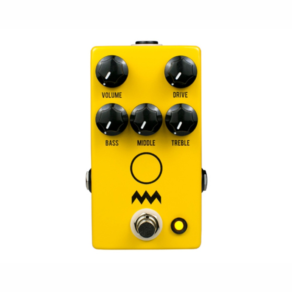 JHS Pedals Charlie Brown V4 オーバードライブ ギターエフェクター