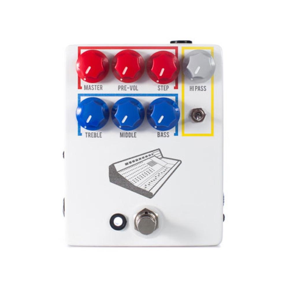 JHS Pedals Colour Box DIアウト搭載 Neveコンソールシミュレーター ギターエフェクター