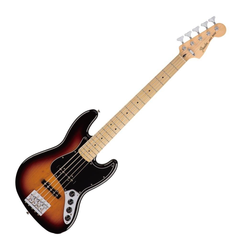 Fender Deluxe Active Jazz Bass V MN 3TSB 5弦エレキベース