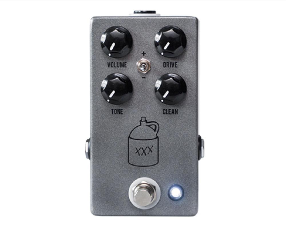 JHS Pedals Moonshine V2 オーバードライブ ギターエフェクター