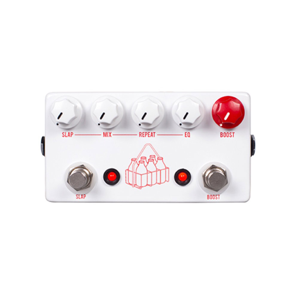JHS Pedals The Milkman ディレイ ブースター ギターエフェクター