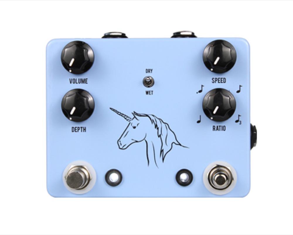 JHS Pedals Unicorn モジュレーション ギターエフェクター