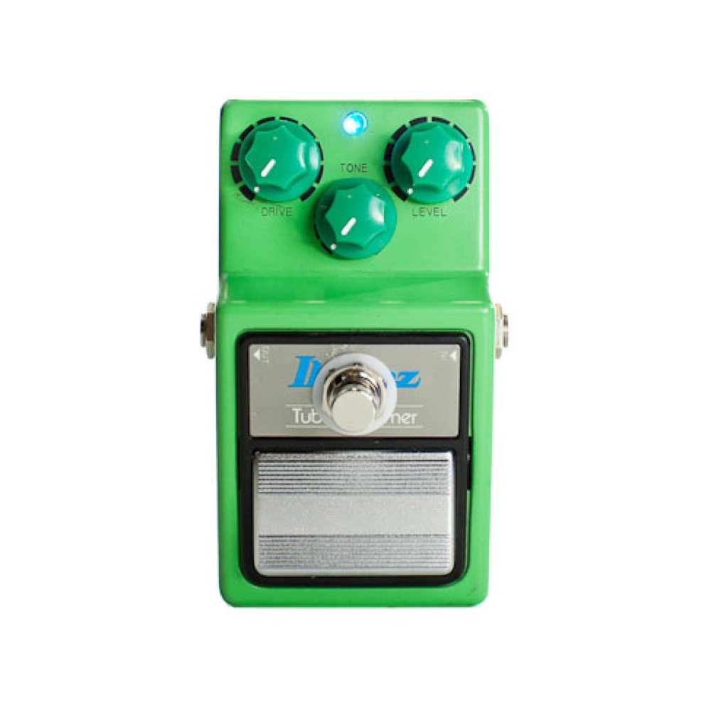 JHS Pedals Ibanez TS9 Strong Mod + True Bypass オーバードライブ ギターエフェクター