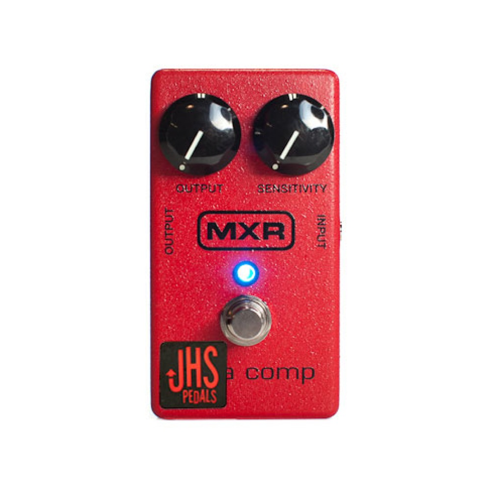 JHS Pedals MXR Dyna Comp Dyna Ross コンプレッサー ギターエフェクター