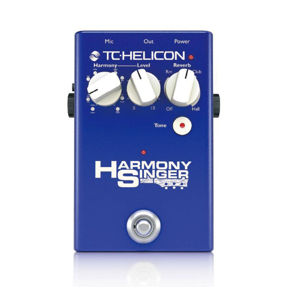 TC-HELICON HARMONY SINGER 2 ボーカルエフェクター