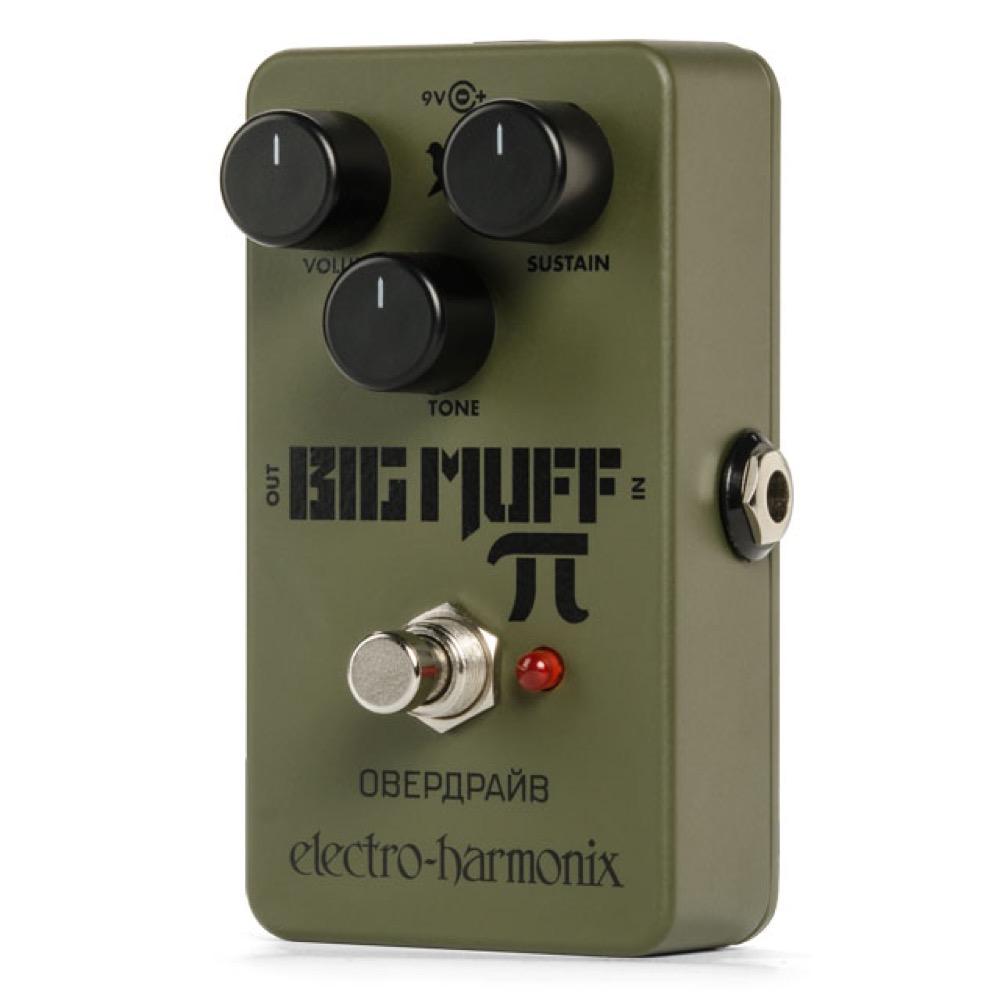 ELECTRO-HARMONIX Green Russian Big Muff ビッグマフ ファズ ディストーション ギターエフェクター