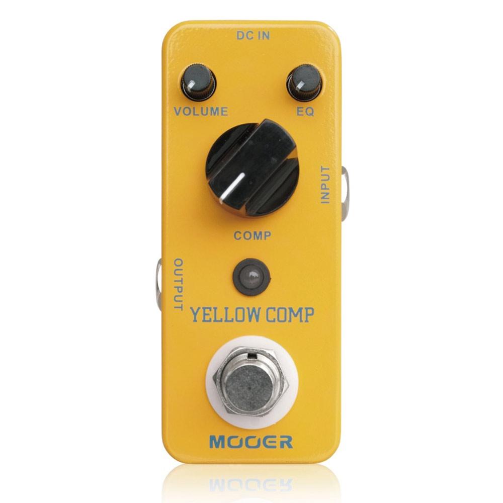 Mooer Yellow Comp エフェクター