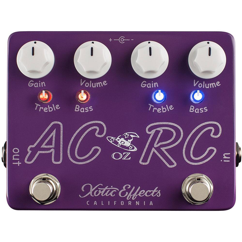Xotic AC/RC-OZ Oz Noy シグネーチャーペダル