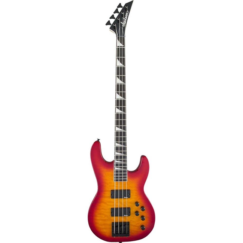 Jackson JS Series JS3Q Concert Bass Cherry Burst エレキベース