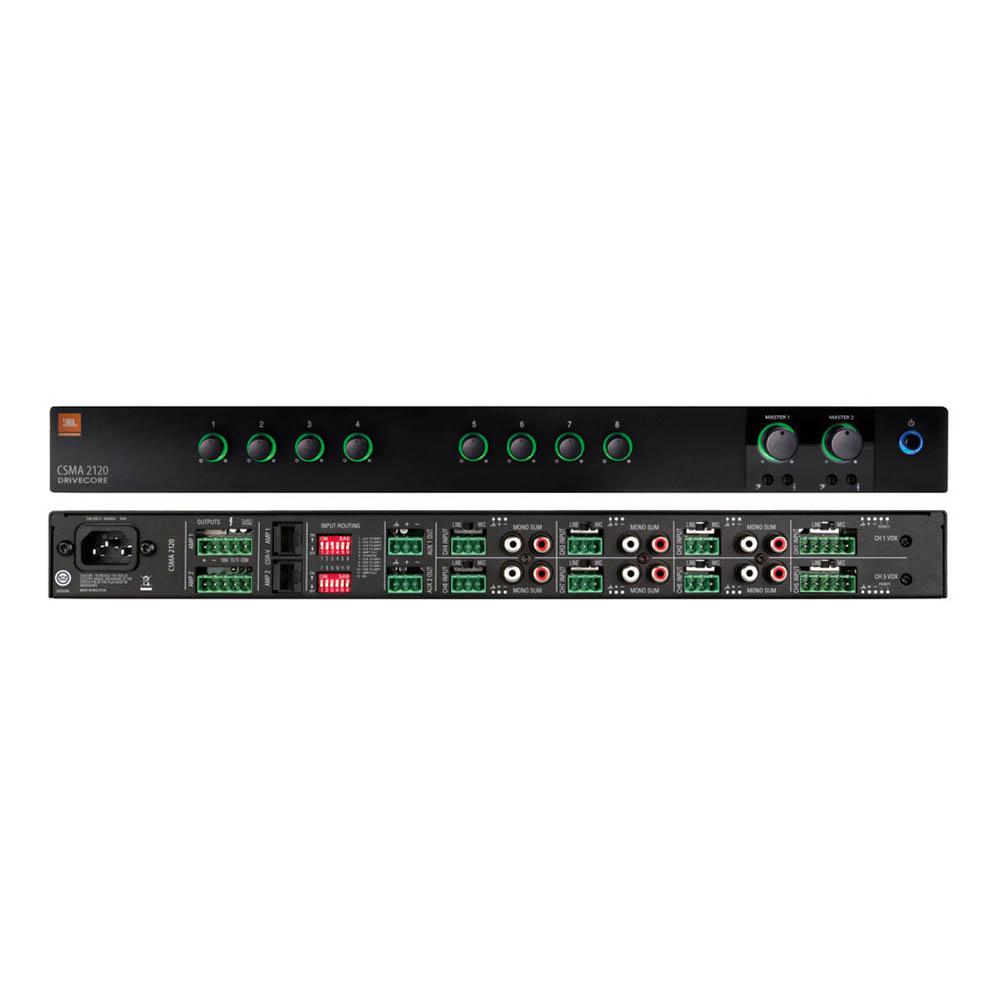 JBL PROFESSIONAL CSMA 280 ミキサー内蔵パワーアンプ