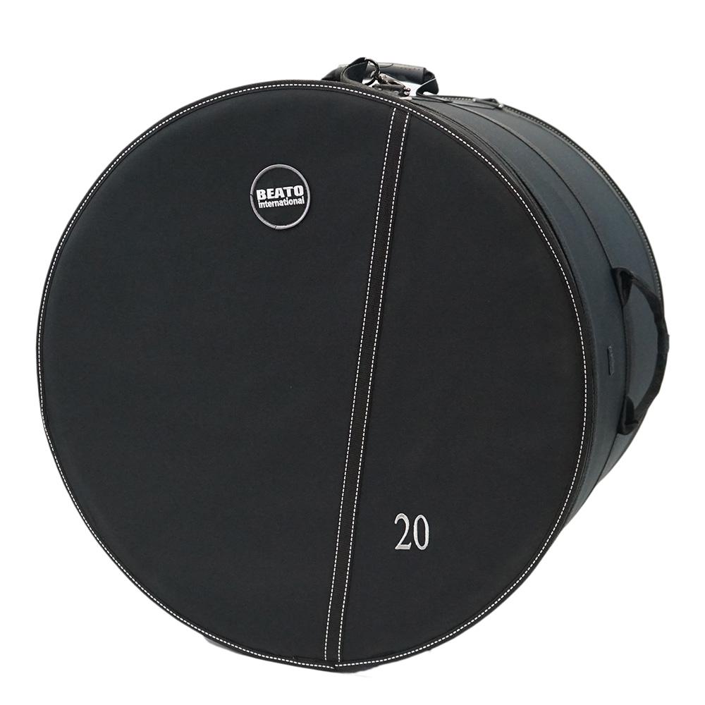 CANOPUS EL-SHC20B ドラム用セミハードケース