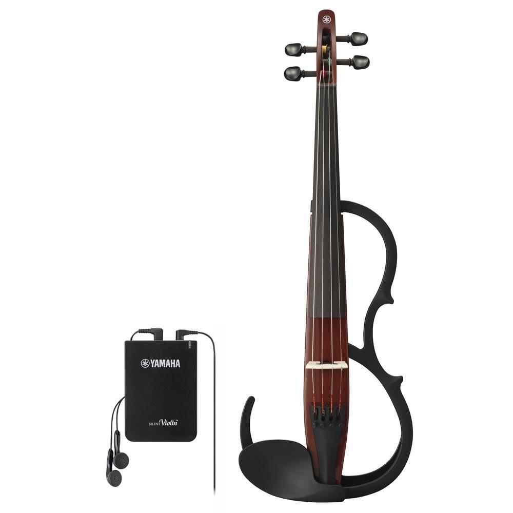YSV104 YAMAHA サイレントバイオリン BR