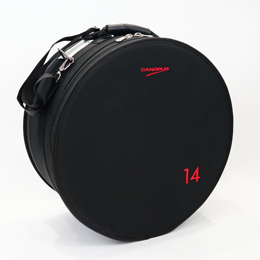 CANOPUS EL-SHC14D ドラム用セミハードケース