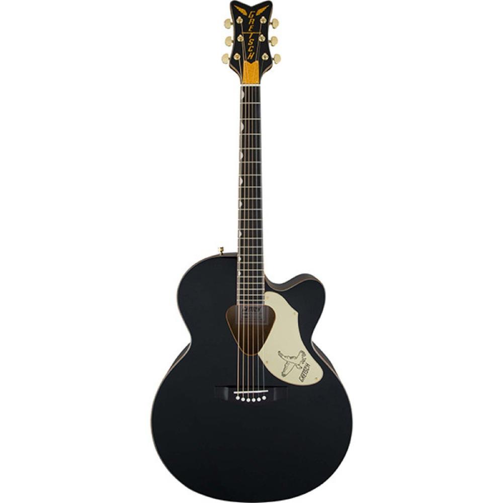 GRETSCH G5022CBFE Rancher Falcon Black エレクトリックアコースティックギター