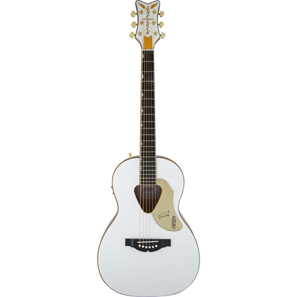 GRETSCH G5021WPE Rancher Penguin White エレクトリックアコースティックギター