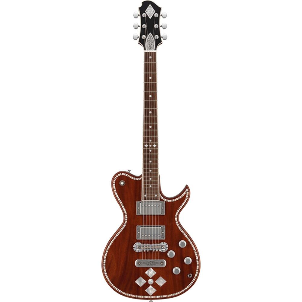 ZEMAITIS A24SU DC Natural エレキギター
