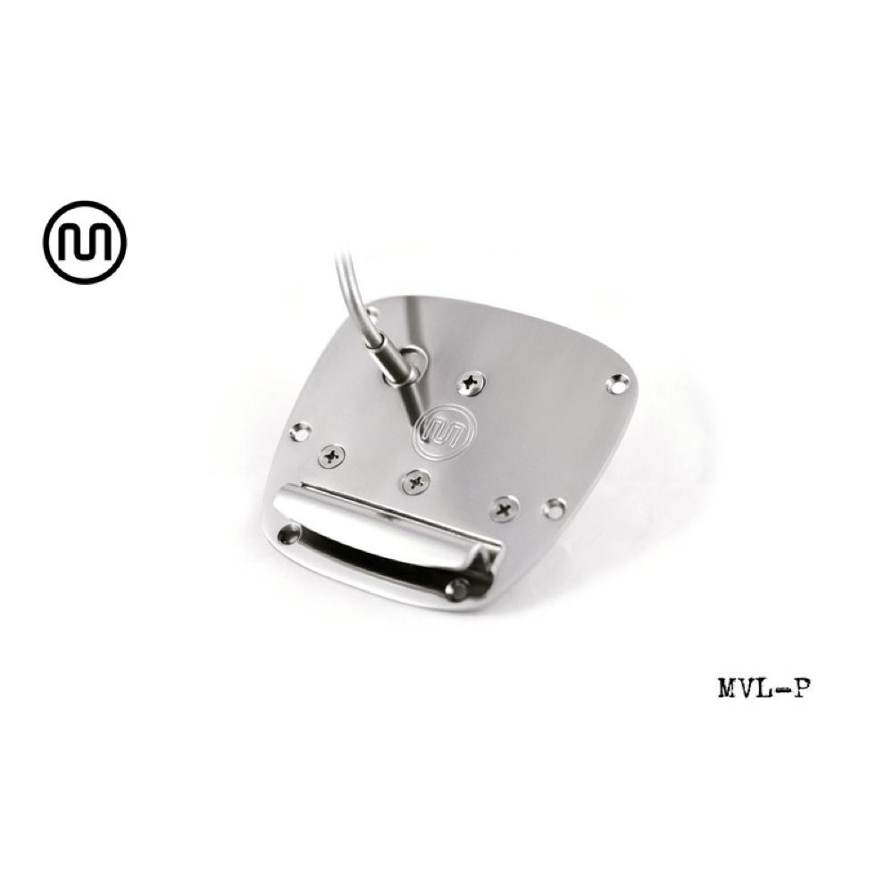 Mastery Bridge Mastery Vibrato Polished Lefty MVL-P ジャガー ジャズマスター用 レフティ トレモロユニット