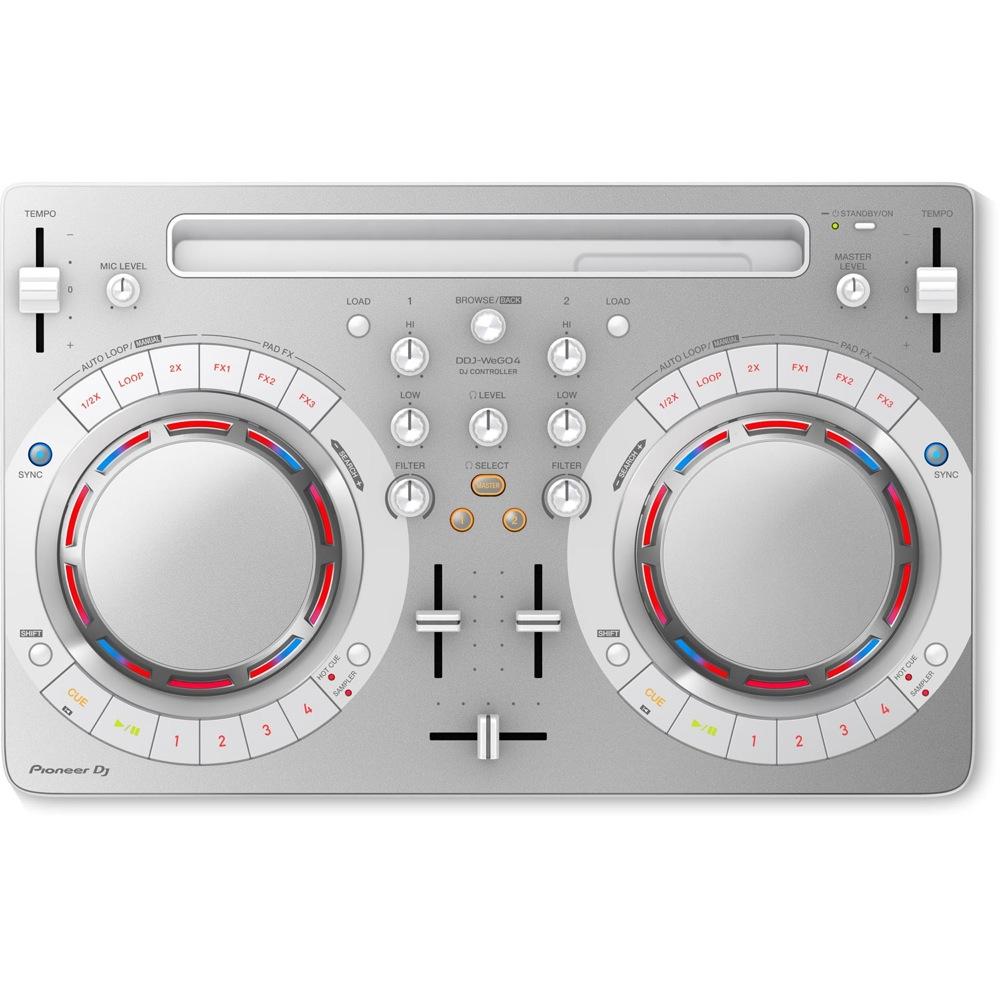 Pioneer DDJ-WEGO4-W white DJコントローラー
