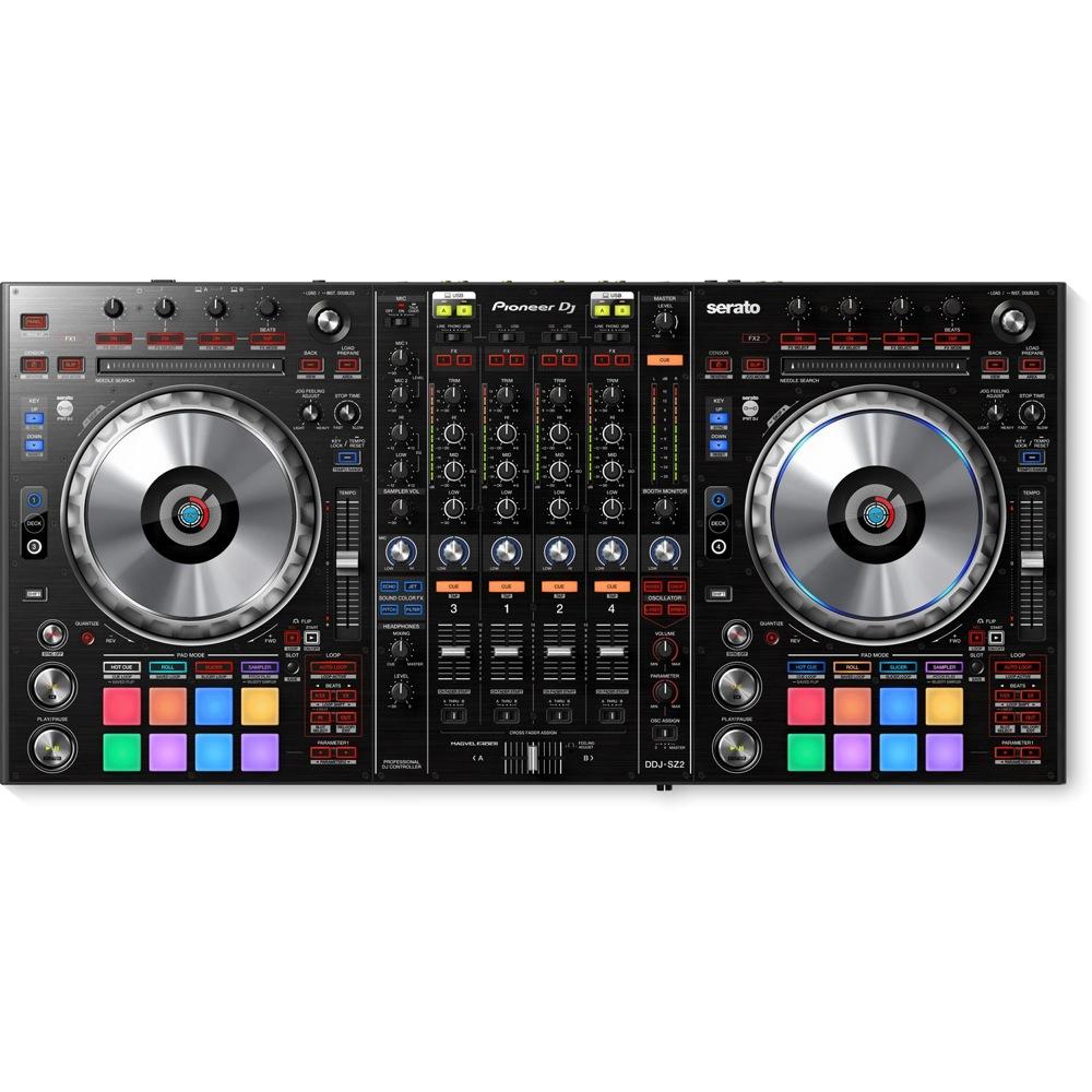 Pioneer DDJ-SZ2 DJコントローラー