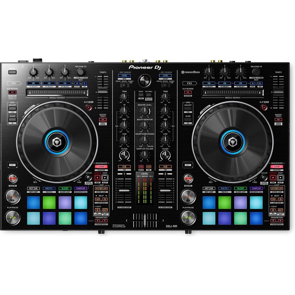 Pioneer DDJ-RR DJコントローラー