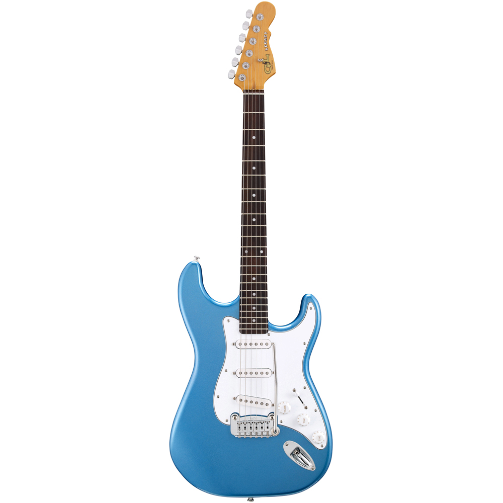 G&L Tribute Series Legacy Lake Placid Blue エレキギター